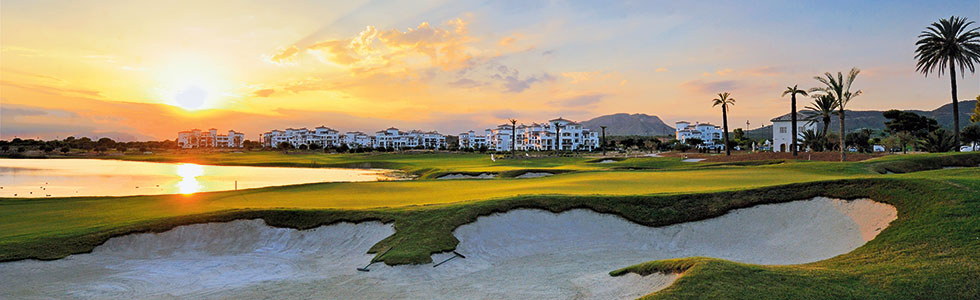 Longstay golf in spanien biem Hacienda riquelme marmenor - Sunbirdie