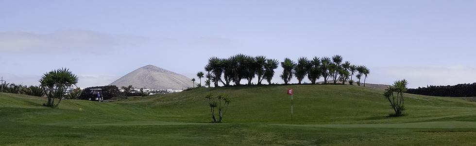 Lanzarote Golfplatz während Golfreisen | Sunbirdie