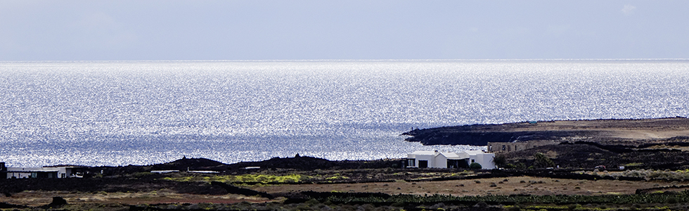 Lanzarote Nordküste während golfreisen | Sunbirdie