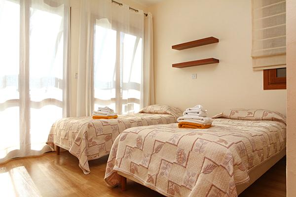 Betten im Schlafzimmer während long stay | Sunbirdie