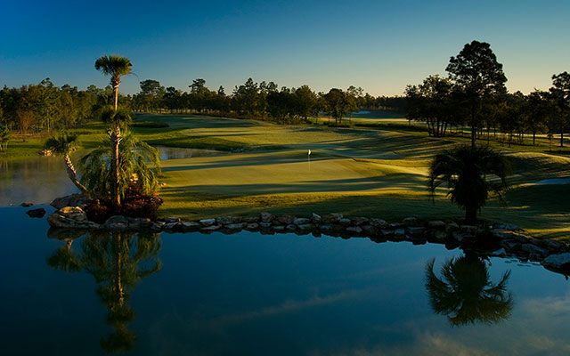 Schöner Golfplatz in long stay Florida Golf | Sunbirdie