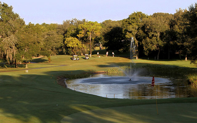 Oaks Golfplatz Long Stay Golf Florida in den USA | Sunbirdie