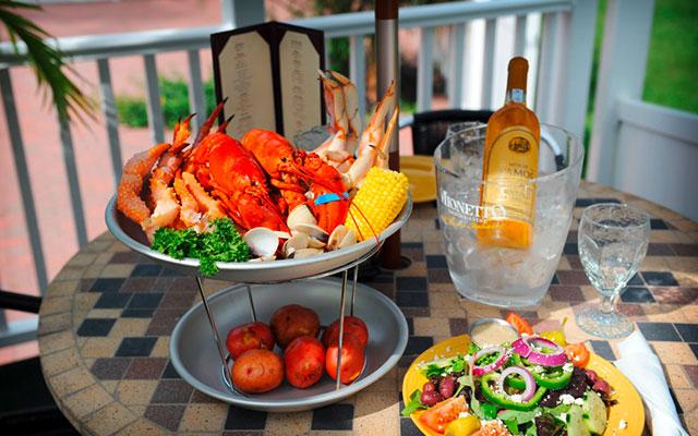 Leckeres Essen während Long Stay Florida | Sunbirdie