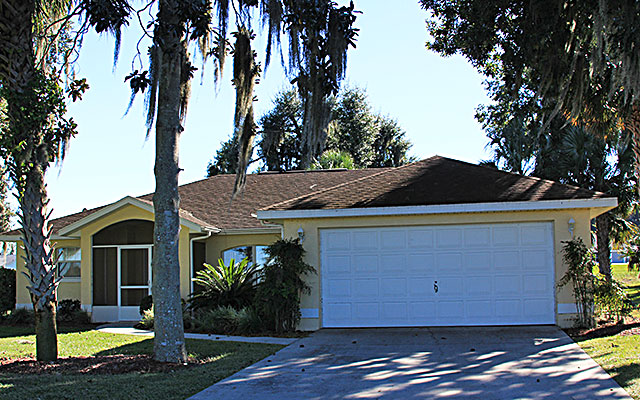 Villa mit Garage bei long stay Florida | Sunbirdie