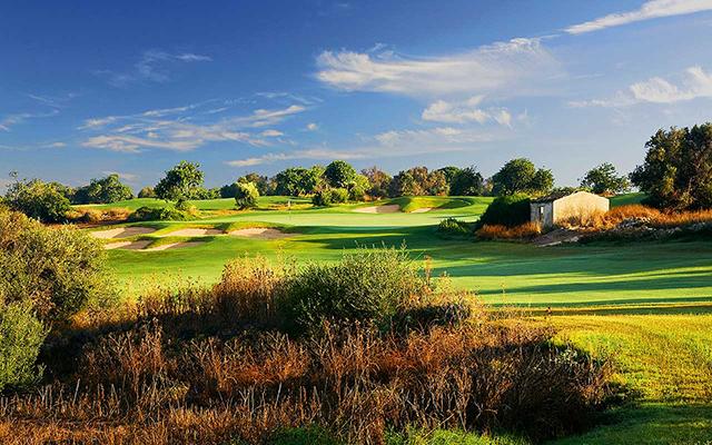 Sizilien Donnafugata golfplatz während Long Stay Italien | Sunbirdie