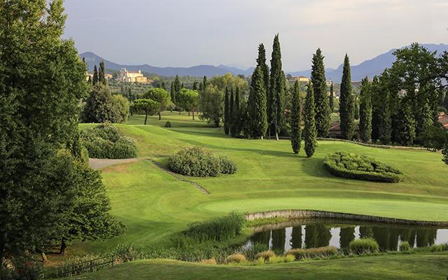 Gardasee golfplatz während Long Stay Italien | Sunbirdie