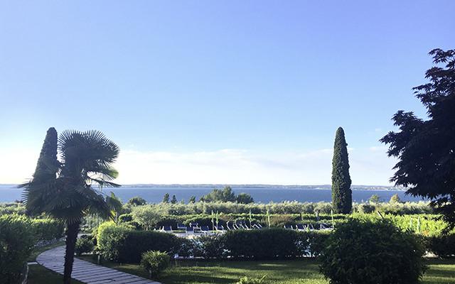 Gardasee Moniga del Garda Corte long stay Italien | Sunbirdie