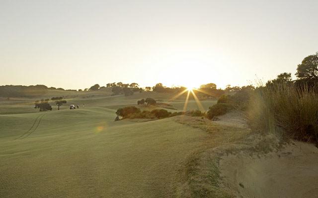 Peppers Noosa golfplatz während Long stay Australien | Sunbirdie