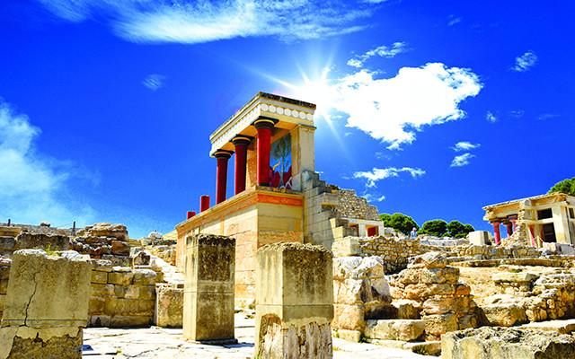Griechenland Kreta Kreossos während Longstay | Sunbirdie