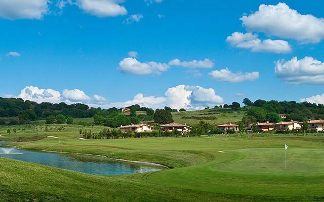 Monterosi Golf Club Terre dei Consoli bei Longstay Italien Golf | Sunbirdie