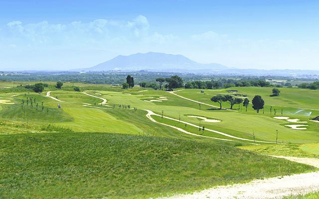 Monterosi Golf Club Terre dei Consoli Golplatz  während Long Stay Italien | Sunbirdie