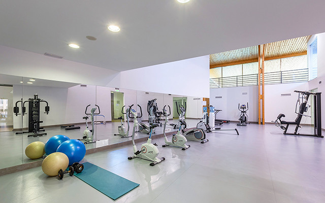 Fit bleiben beim Fitnesstraining long stay Portugal Algarve | Sunbirdie