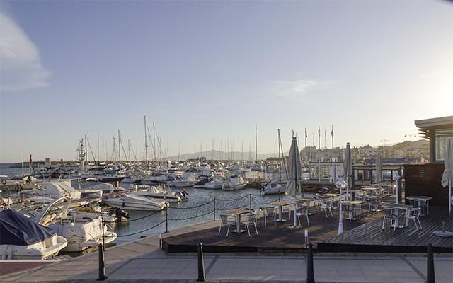 Marina bei Costa Dorada Cambrils in Spanien während longstay | Sunbirdie