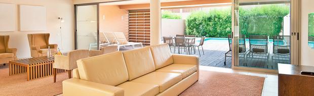 Luxusapartments in Salgados während Long stay Portugal - Sunbirdie