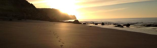 Genießen Sie Ihren Urlaub am Strand von Palmares während Long stay Portugal - Sunbirdie