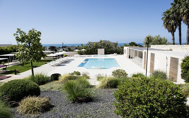 Genießen Sie La-Scibina Poolblick während Long stay Italien | Sunbirdie