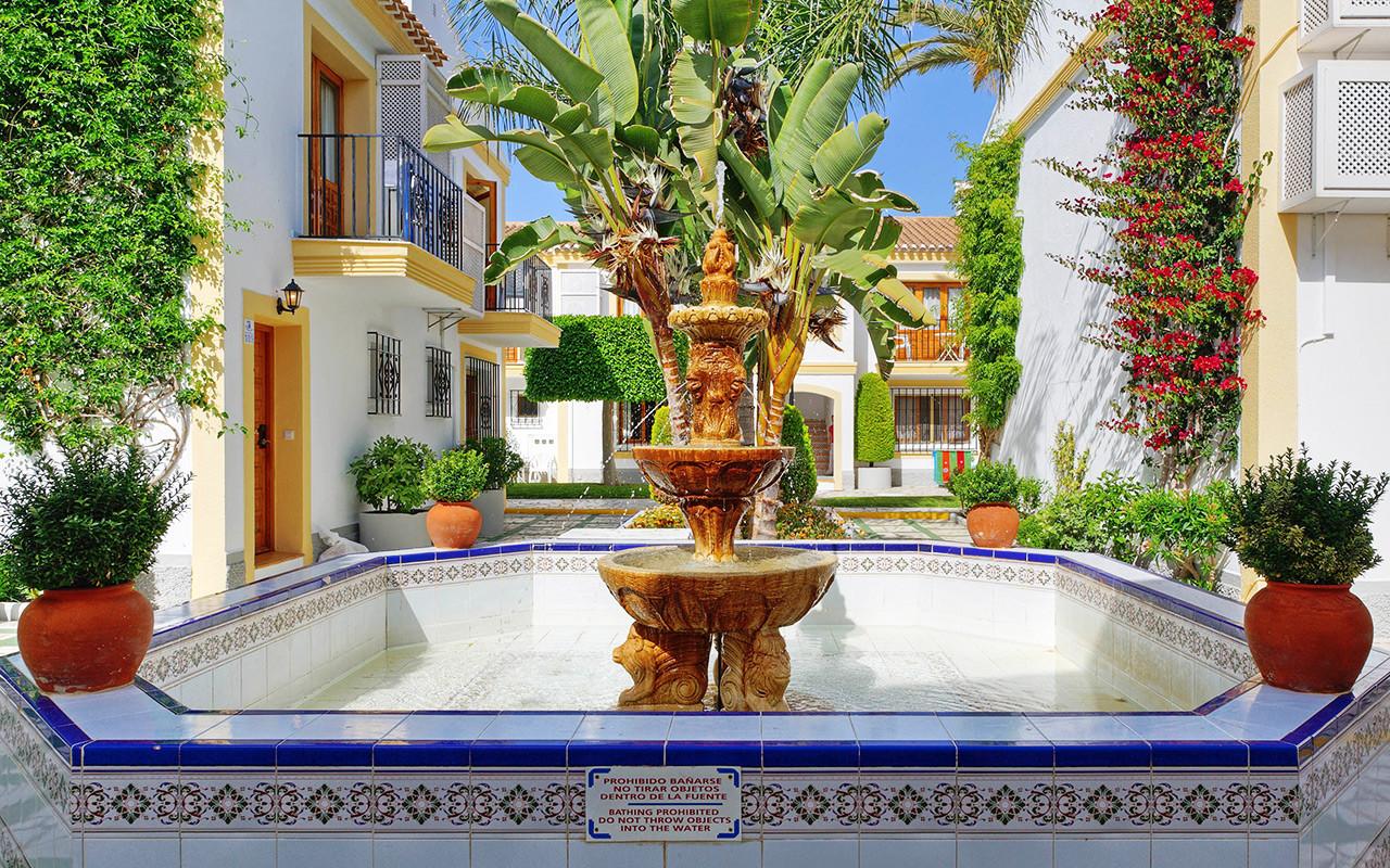 Costa Almeria vera playa fontan während Longstay Spanien | Sunbirdie