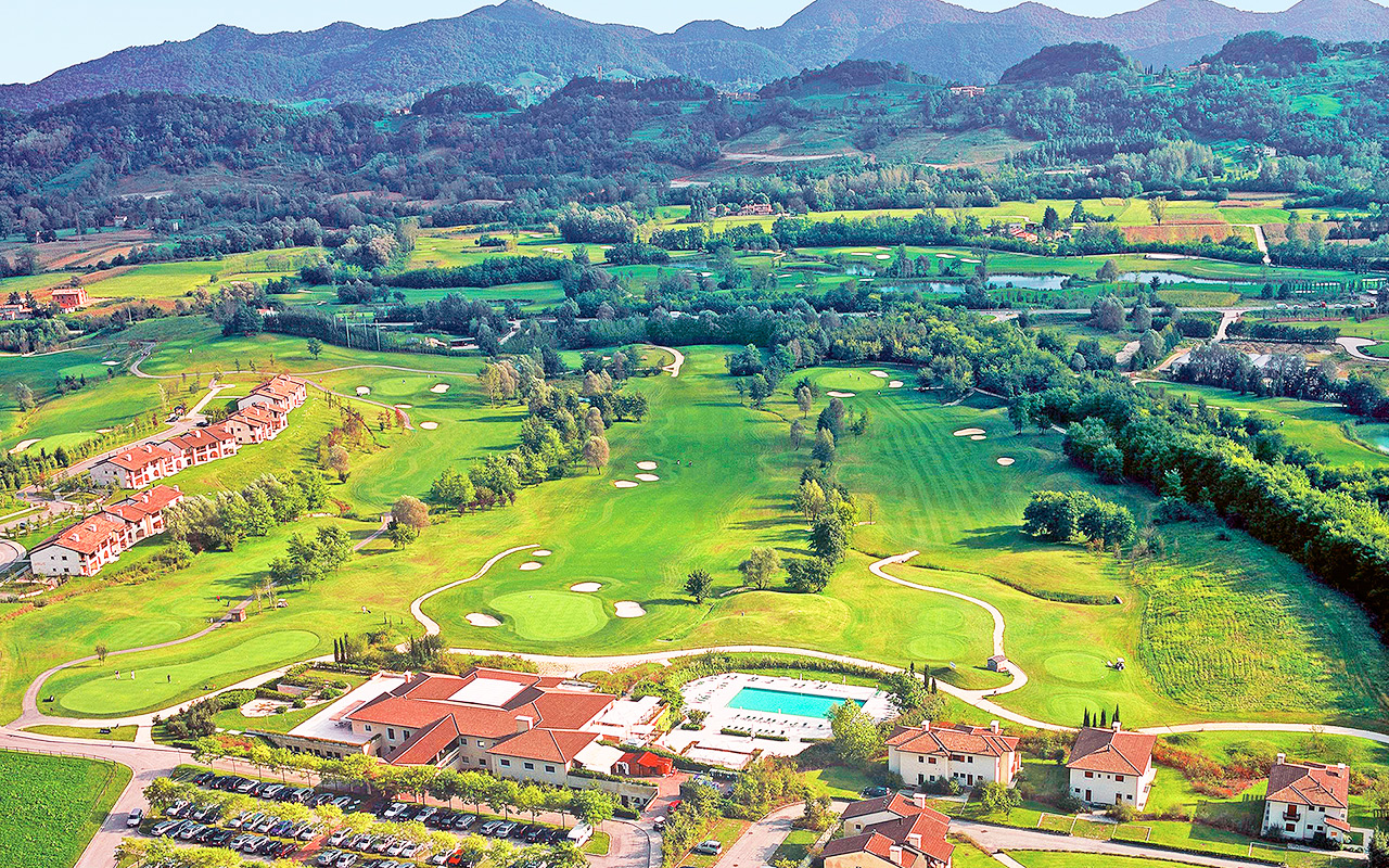 Long stay Italien im Asolo Resort - Sunbirdie