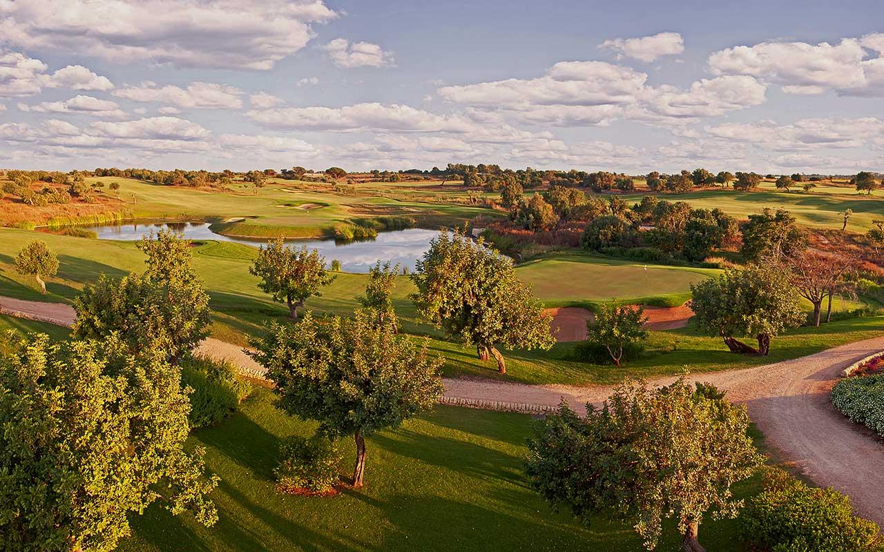 Long stay Italien mit schönen Golfplätzen - Sunbirdie
