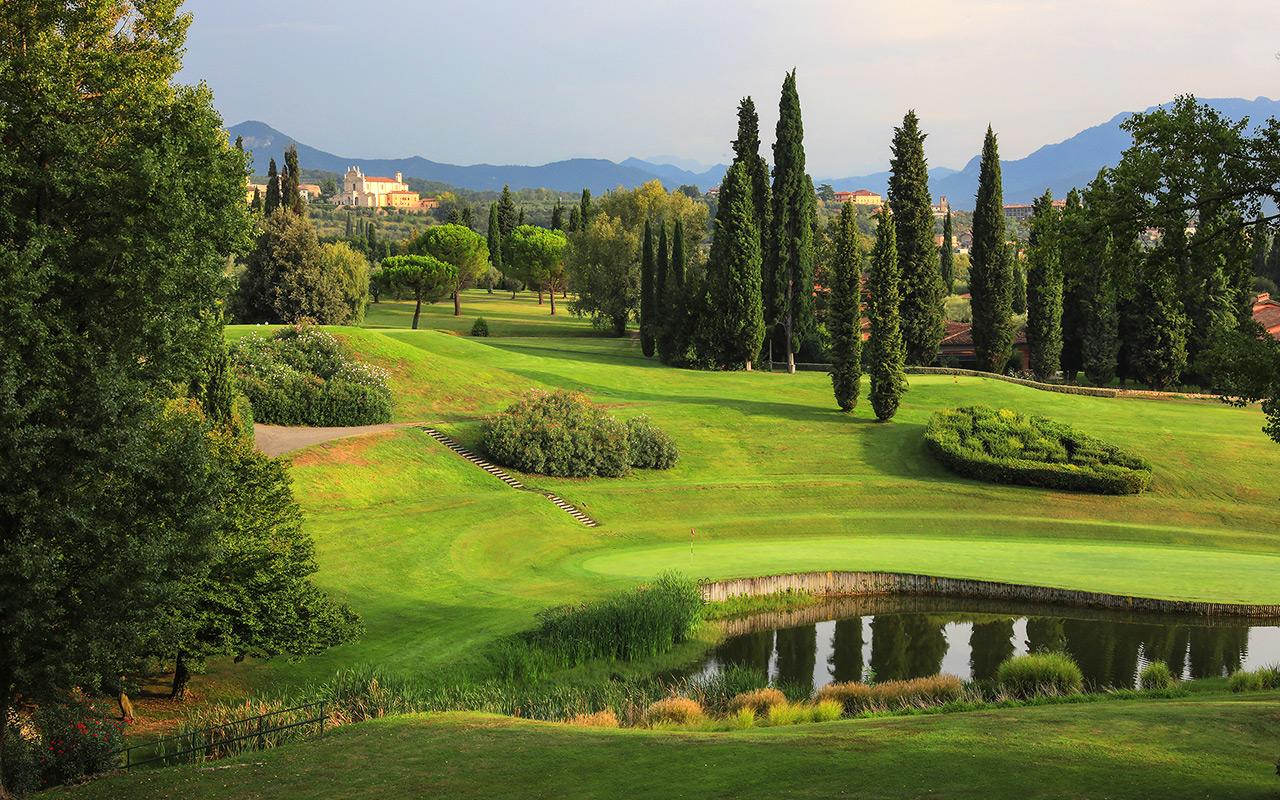 Longstay Italien mit See Golfplatz am Garda | Sunbirdie