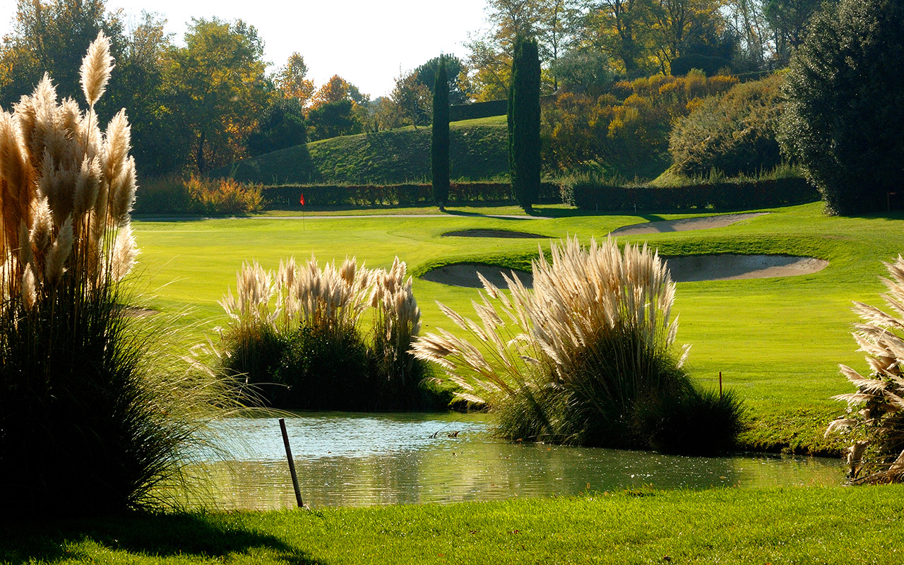 Longstay Italien mit atemberaubenden Golfplätzen am Garda Sunbirdie