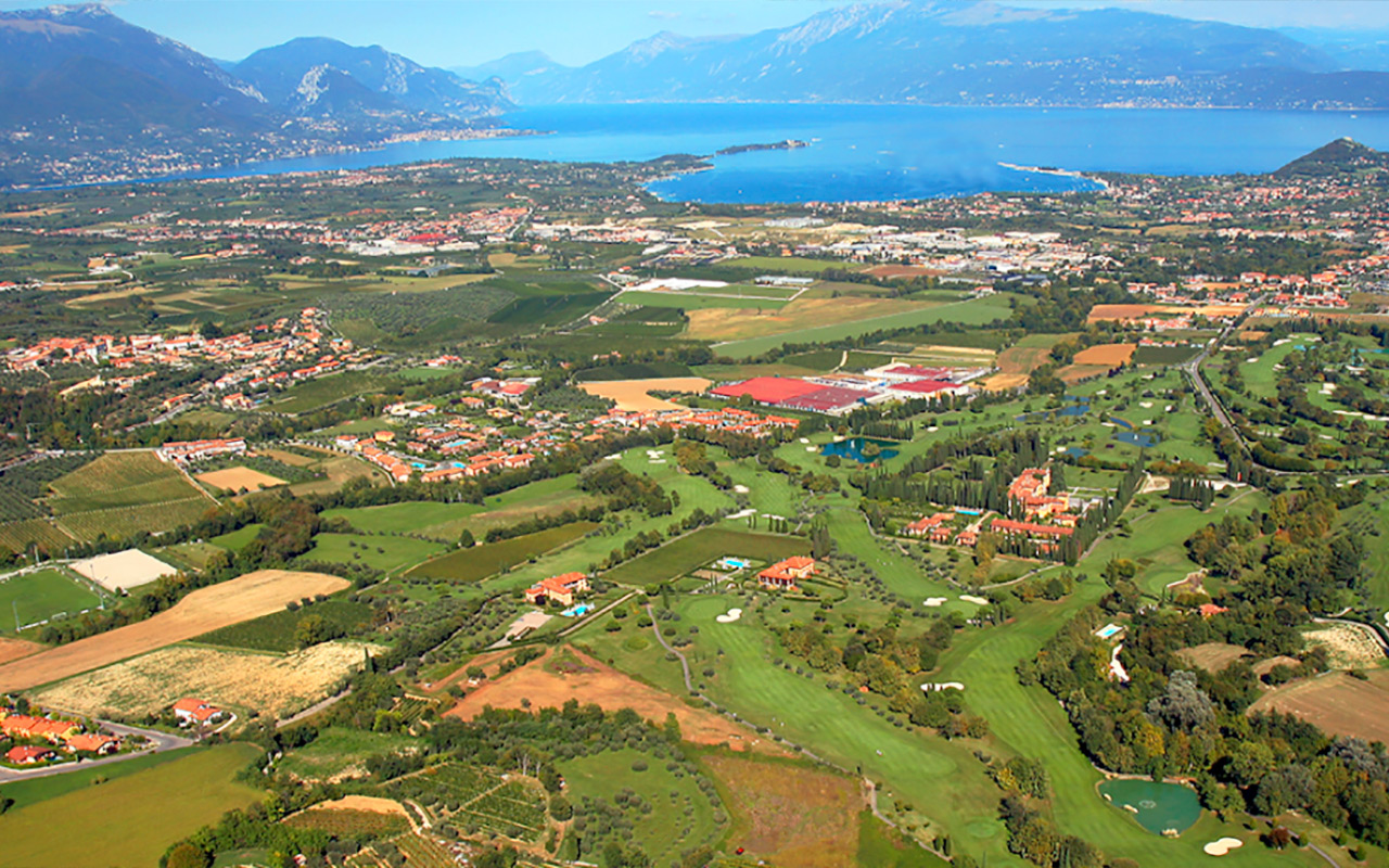 Longstay Italien mit herrlichem Blick auf Garda | Sunbirdie