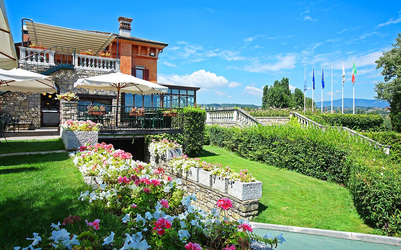 Longstay Italien mit Moniga del Garda Clubhaus | Sunbirdie