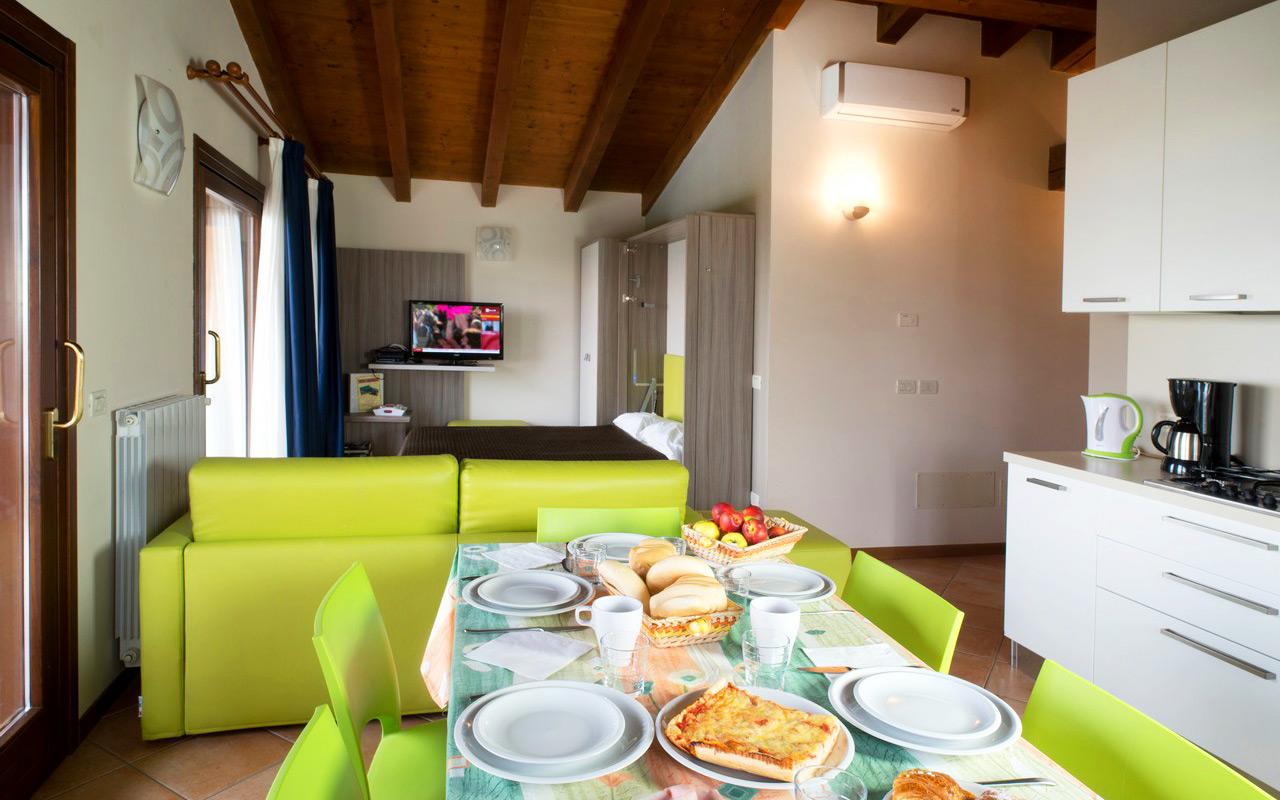Longstay Italien mit Frühstück im Corte Ferrari | Sunbirdie