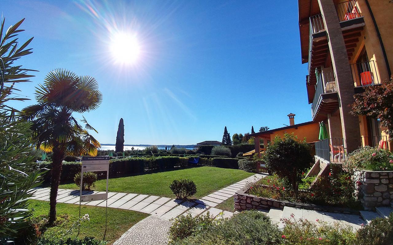 Longstay Italien mit komfortablem Aufenthalt im Corte Ferrari | Sunbirdie