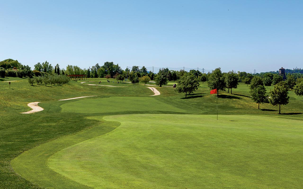 Genießen Sie Long Stay Italien im Paradiso mit Golf | Sunbirdie