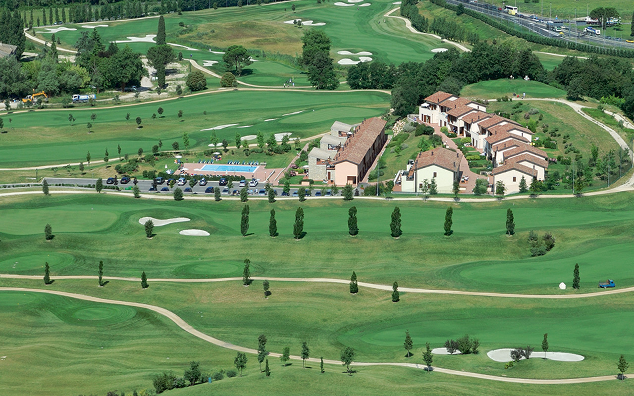 Longstay Italien im Paradiso Golf Village | Sunbirdie