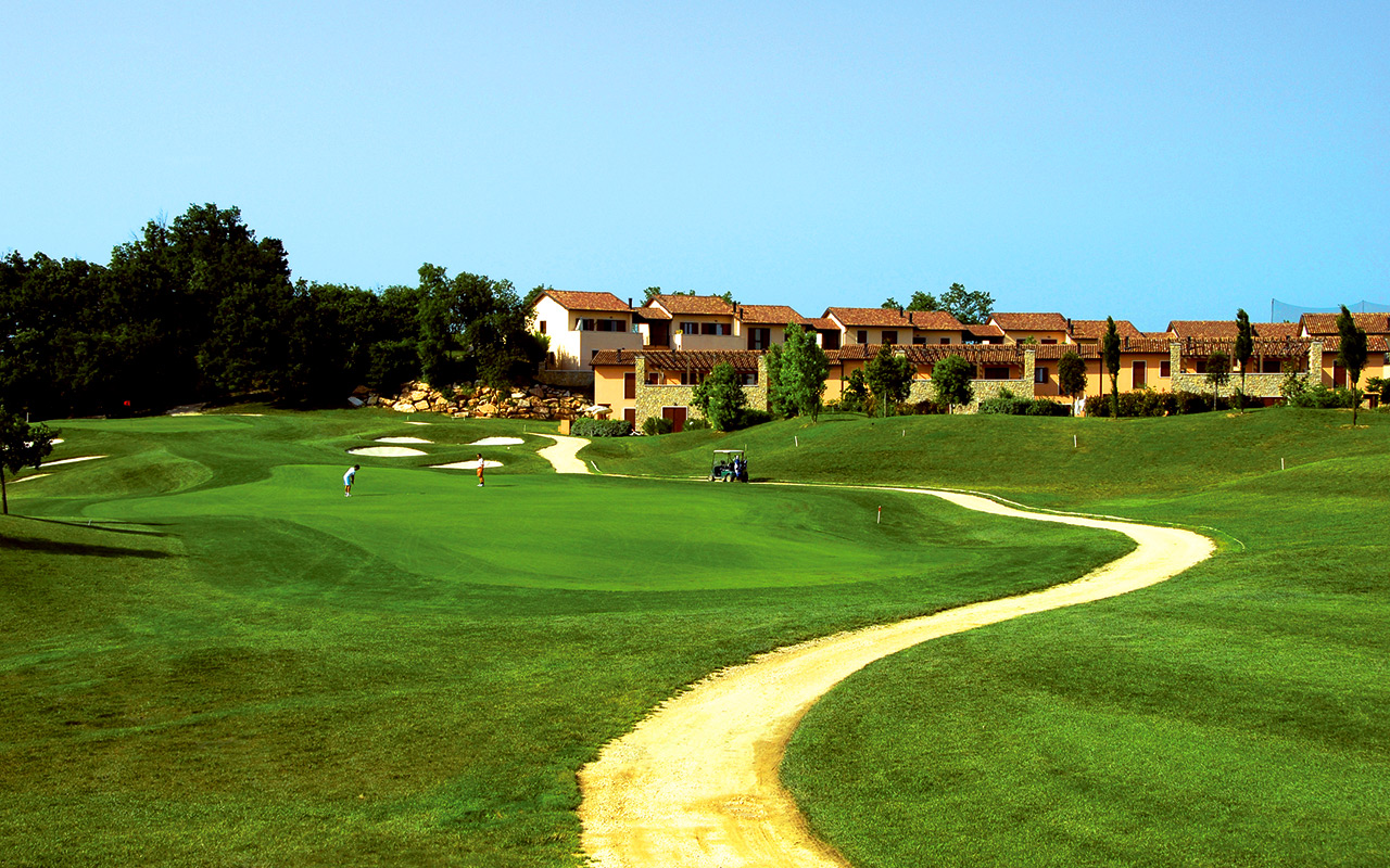 Long Stay Italien im Paradiso mit Golfplatz | Sunbirdie