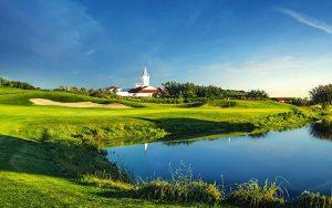 Genießen Sie den Golfplatz Praia D'El Rey während Ihrer Golfreisen nach Portugal mit Sunbridie