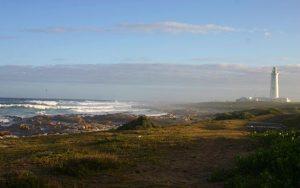 Schöne Aussicht auf Cape St Francis, Golfreisen nach Südafrika
