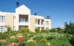 Schöne Apartments bei Golfreisen nach Südafrika mit Sunbridie